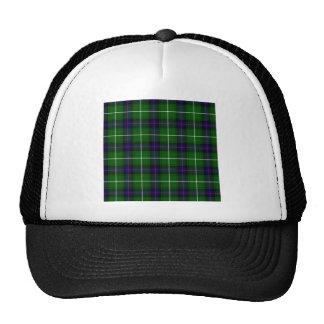 Clan Donald Macdonald Tartan Trucker Hat