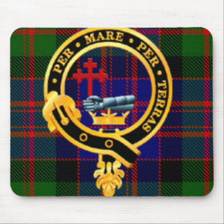 Clan Donald Mouse-pad Mouse Pad