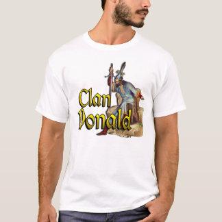 Clan Donald Scottish Highland Games Shirts