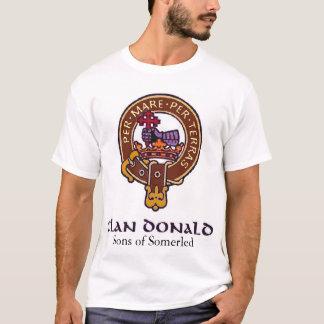 Clan Donald T Shirt