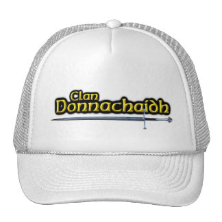 Clan Donnachaidh Scottish Inspiration Trucker Hat