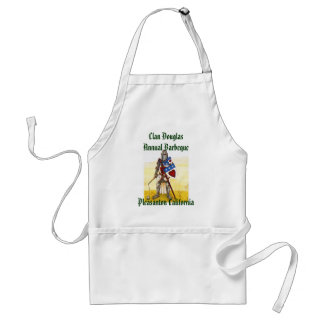 Clan Douglas Annual Barbeque Apron