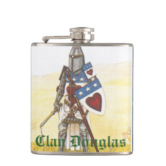 Clan Douglas Flask