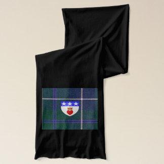 Clan Douglas Green Scarf