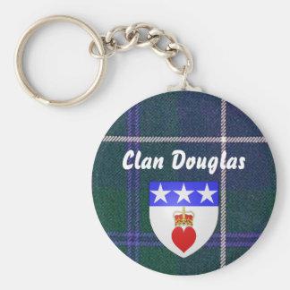 Clan Douglas Keychain