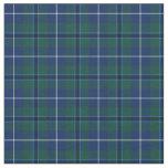 Clan Douglas Modern Tartan Fabric