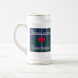 Clan Douglas Stein. (CUSTOMIZE) Your Own Name!!! Beer Stein