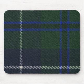 Clan Douglas Tartan Mouse Pads