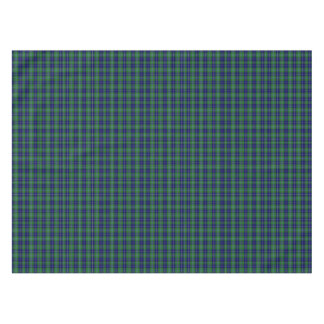 Clan Douglas Tartan Plaid Table Cloth Tablecloth
