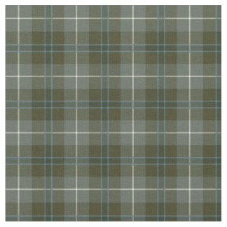 Clan Douglas Weathered Tartan Fabric