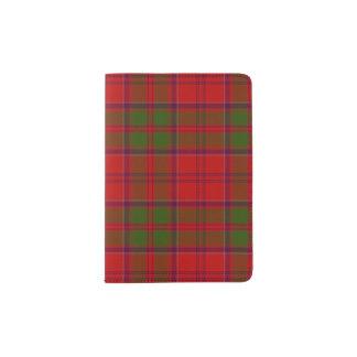 Clan Drummond Tartan Passport Holder