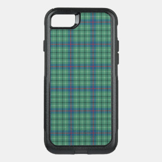 Clan Duncan Ancient Tartan Light Green Plaid OtterBox Commuter iPhone 8/7 Case