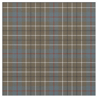 Clan Duncan Weathered Tartan Fabric