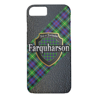 Clan Farquharson Scottish Celebration iPhone 7 Case