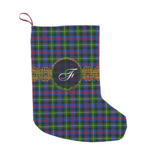 Clan Farquharson Tartan Small Christmas Stocking