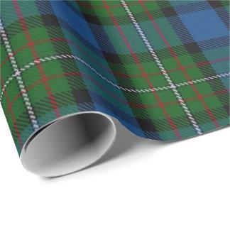 Clan Ferguson Fergusson Scottish Tartan Wrapping Paper