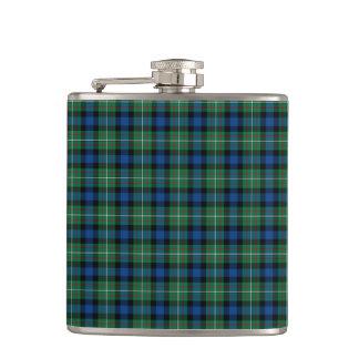 Clan Ferguson Tartan Hip Flask