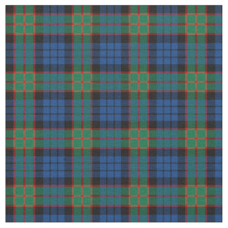 Clan Fletcher Tartan Fabric