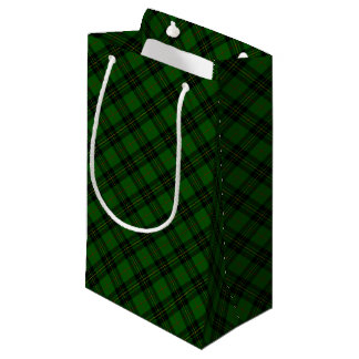 Clan Forbes Tartan Small Gift Bag