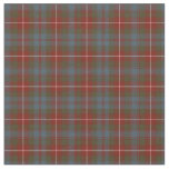 Clan Fraser of Lovat Weathered Tartan Fabric