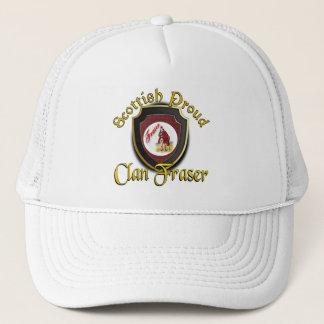 Clan Fraser Scottish Dynasty Cap