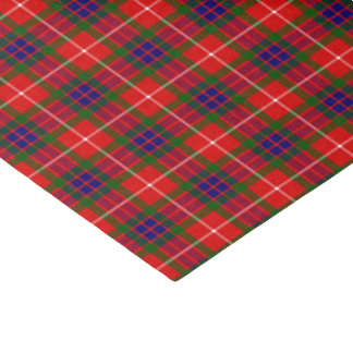 Clan Fraser Tartan Tissue Paper