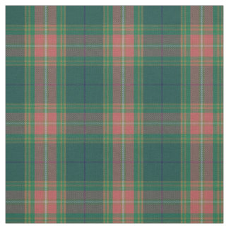 Clan Gallagher Irish Tartan Plaid Fabric