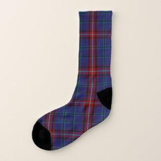 Clan Glenn Plaid Socks 1