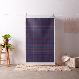 Clan Glenn Tartan Plaid Fabric