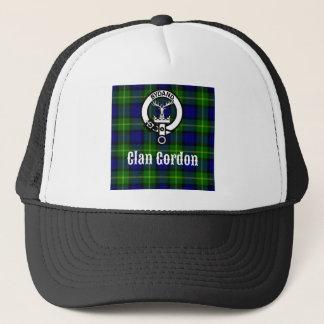 Clan Gordon Tartan Crest Trucker Hat
