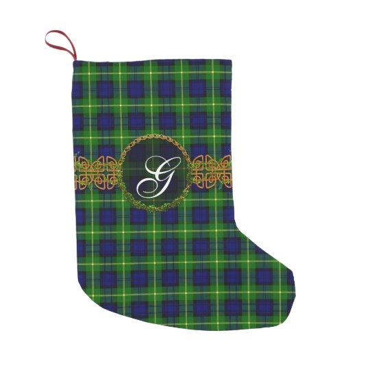 Clan Gordon Tartan Small Christmas Stocking