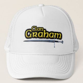 Clan Graham Scottish Inspiration Trucker Hat