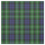 Clan Graham Scottish Tartan Plaid Fabric
