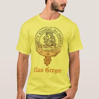 Clan Gregor Gold Tee