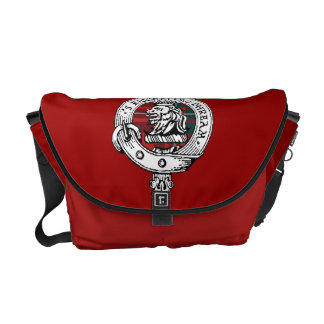 Clan Gregor Messanger Bag (Straps&Extras Avail.) Courier Bags