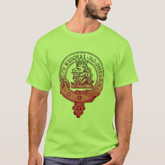 Clan Gregor Shirt RedBadge