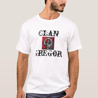 Clan Gregor Tee
