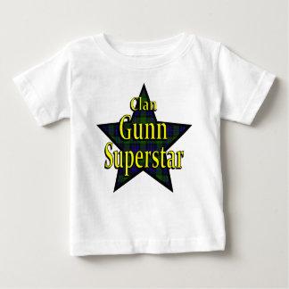 Clan Gunn Superstar Infant T-Shirt