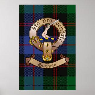 Clan Guthrie Prints