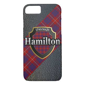 Clan Hamilton Scottish Celebration iPhone 8/7 Case
