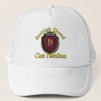 Clan Hamilton Scottish Dynasty Cap