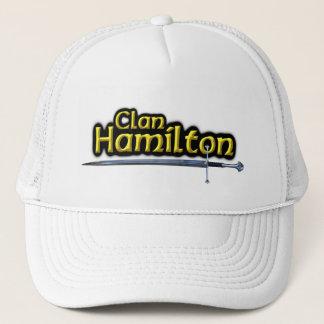 Clan Hamilton Scottish Inspiration Trucker Hat
