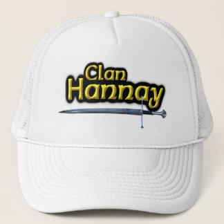 Clan Hannay Scottish Inspiration Trucker Hat