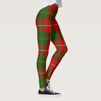 Clan Hay Tartan Leggings