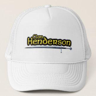 Clan Henderson Scottish Inspiration Trucker Hat