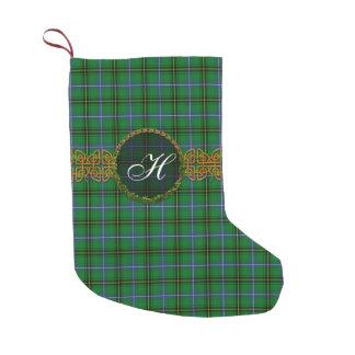 Clan Henderson Tartan Small Christmas Stocking
