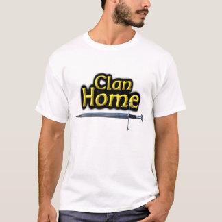 Clan Home Inspired Scottish T-Shirt