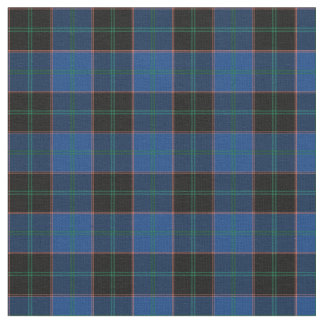 Clan Hume Tartan Fabric