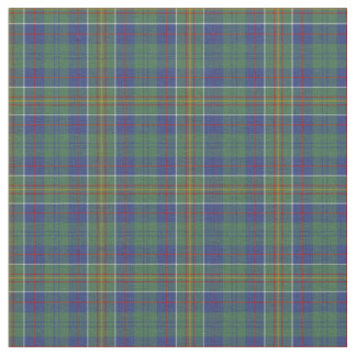 Clan Hunter Tartan Fabric