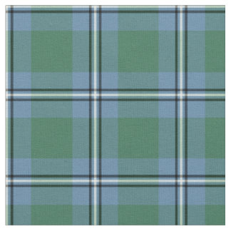 Clan Irvine Tartan Fabric